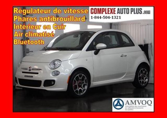 2012 Fiat 500 Sport *Mags in Saint-Jerome, Quebec