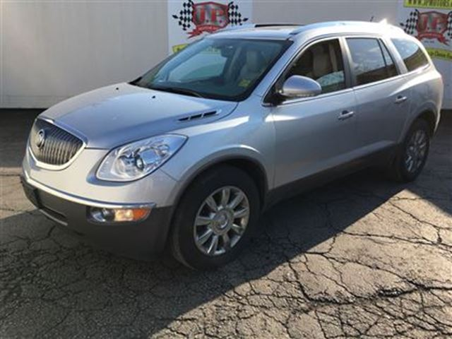 2012 BUICK ENCLAVE CXL2, Automatic, Sunroof, Third Row Seating, in Burlington, Ontario