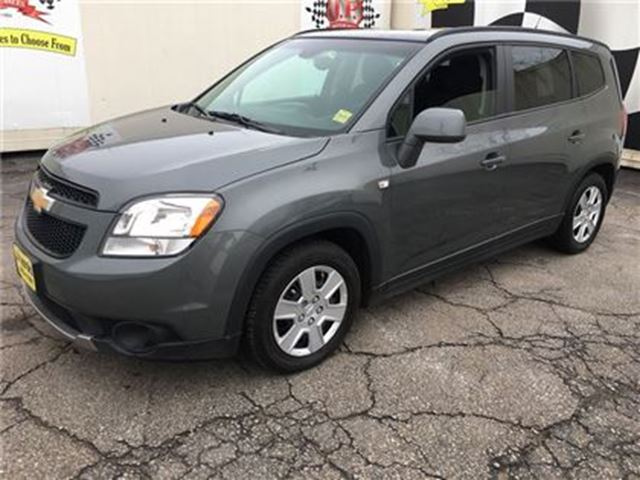 2012 CHEVROLET ORLANDO 2LT, Automatic, Third Row Seating, in Burlington, Ontario