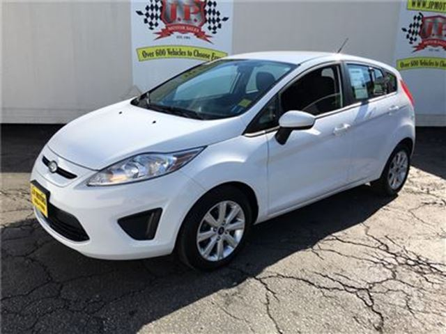 2012 Ford Fiesta SE, Automatic, Only 81,000km in Burlington, Ontario