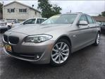 2012 BMW 5 Series xDrive   Navigation   Leather   Roof  iDrive in St Catharines, Ontario