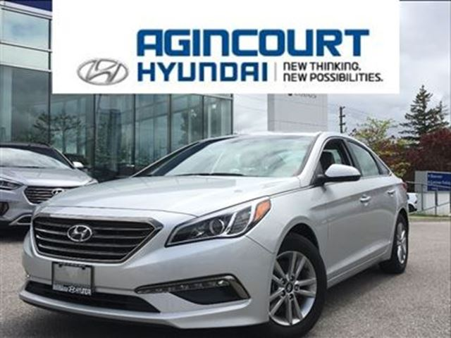 2015 HYUNDAI Sonata GL/BACKUP CAM/HEATED SEATS/OFF LEASE/ONLY 38861KMS in Toronto, Ontario