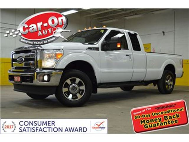 2011 Ford F-250 LARIAT 4X4 LEATHER REMOTE START in Ottawa, Ontario