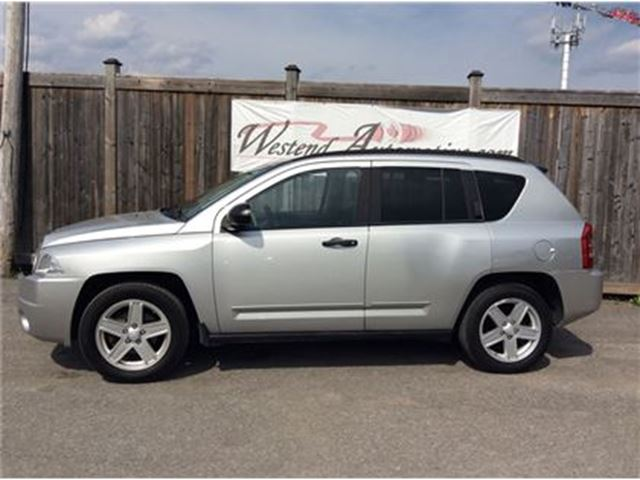 2008 JEEP COMPASS Sport in Ottawa, Ontario