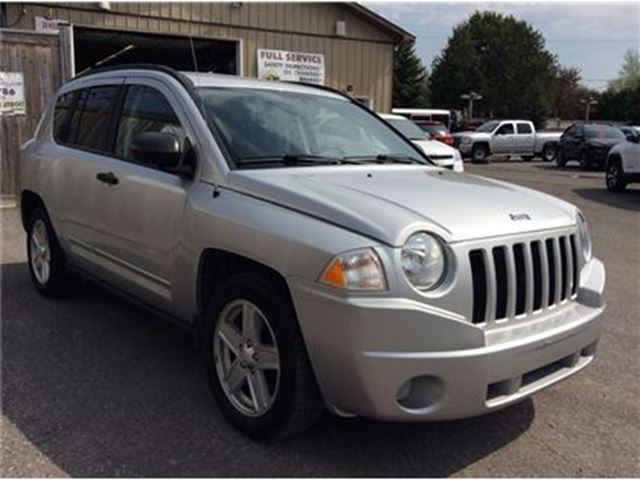 2008 jeep compass sport ottawa ontario car for sale 2781380. Black Bedroom Furniture Sets. Home Design Ideas