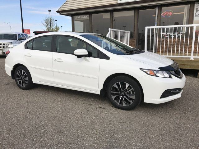 2015 HONDA CIVIC EX in Lethbridge, Alberta
