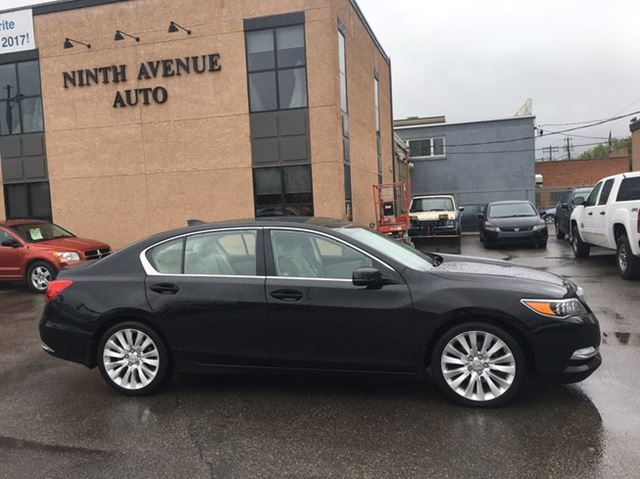 2014 ACURA RLX Acura , Tech Package, Leather, Navigation, P-AWS in Calgary, Alberta