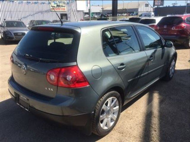 used 2007 volkswagen rabbit auto 5 door 105k edmonton. Black Bedroom Furniture Sets. Home Design Ideas