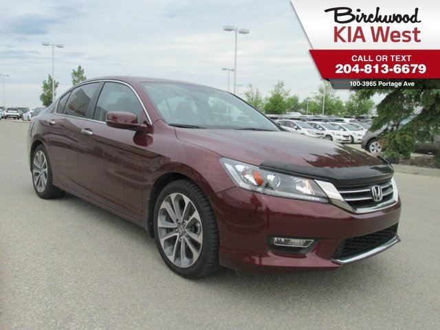 used 2013 honda accord sport backup cam heated. Black Bedroom Furniture Sets. Home Design Ideas