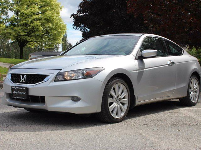 2010 Honda Accord EX-L V6 in Langley, British Columbia
