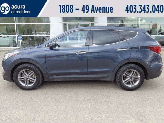 2017 HYUNDAI SANTA FE           in Red Deer, Alberta