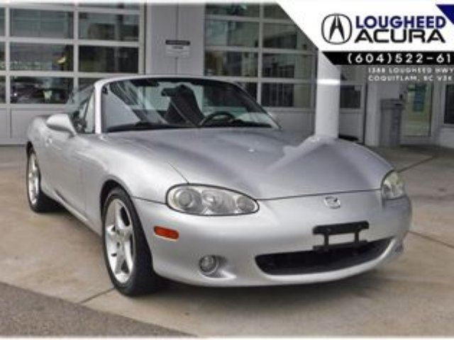 2003 MAZDA MX-5 MIATA MX-5 *Convertible* in Coquitlam, British Columbia