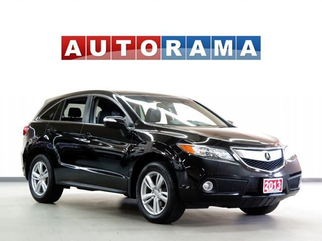 2013 ACURA RDX TECH PKG NAVIGATION LEATHER SUNROOF BACKUP C in North York, Ontario