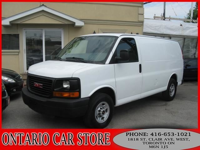 2012 GMC SAVANA G2500 Cargo !!!READY FOR WORK!!! in Toronto, Ontario