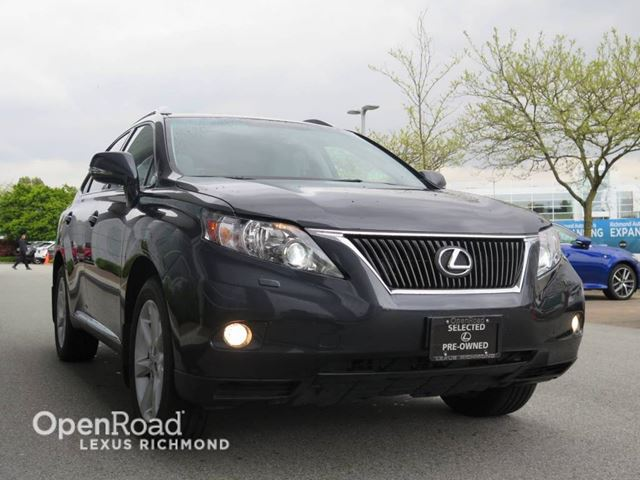 2010 LEXUS RX 350 Touring Package in Richmond, British Columbia