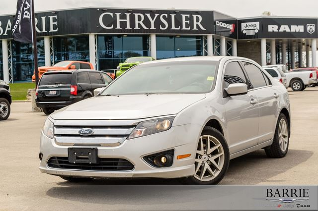 2010 FORD FUSION SEL in Barrie, Ontario