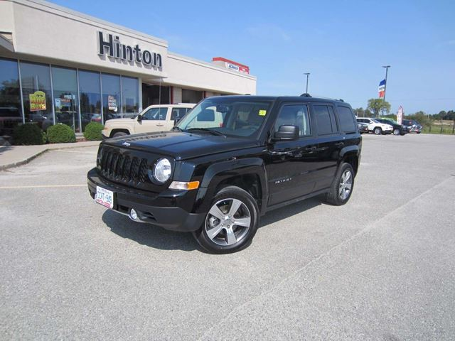 2017 Jeep Patriot Sport/North High Altitude Package in Perth, Ontario