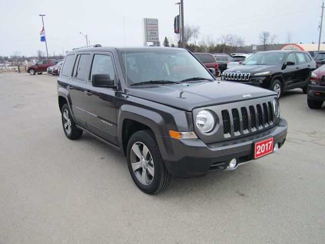 used 2017 jeep patriot sport north sunroof perth. Black Bedroom Furniture Sets. Home Design Ideas