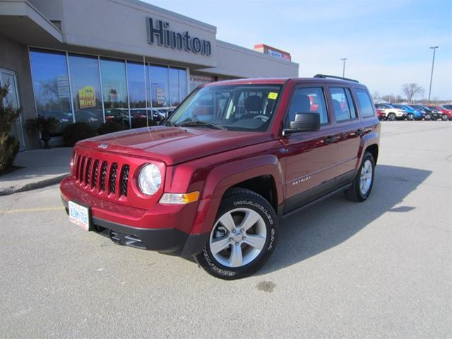 2017 jeep patriot sport north perth ontario car for sale 2780940. Black Bedroom Furniture Sets. Home Design Ideas