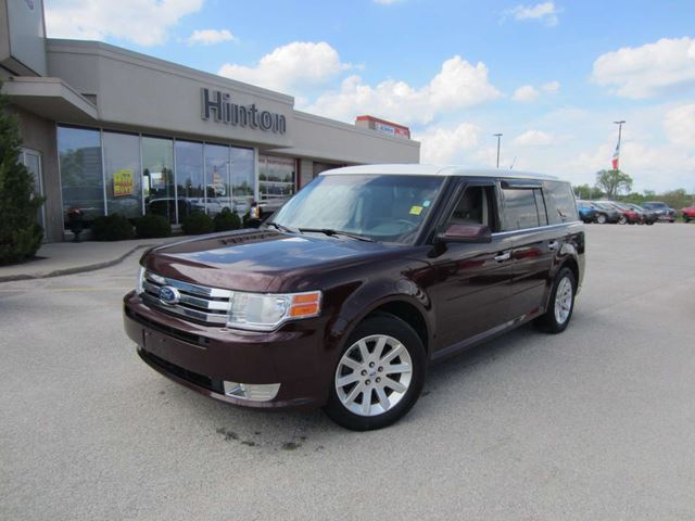 2011 ford flex sel sunroof heated seats perth ontario. Black Bedroom Furniture Sets. Home Design Ideas