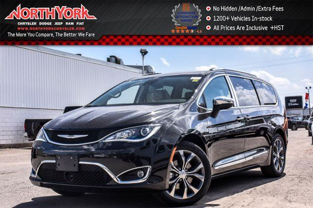 2017 Chrysler Pacifica New Car Limited Keyless_Entry RearDVDs SafetyTec,Theatre Pkgs.  in Thornhill, Ontario