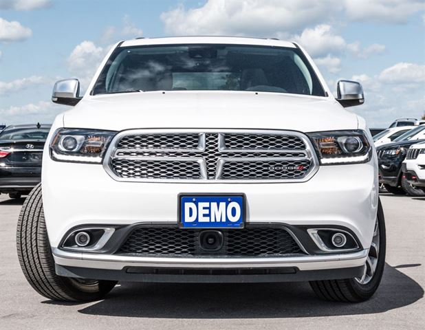 2017 dodge durango citadel demo nav dvd loaded innisfil ontario car for sale 2781441. Black Bedroom Furniture Sets. Home Design Ideas