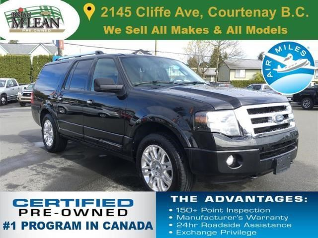 2014 Ford Expedition Limited in Courtenay, British Columbia