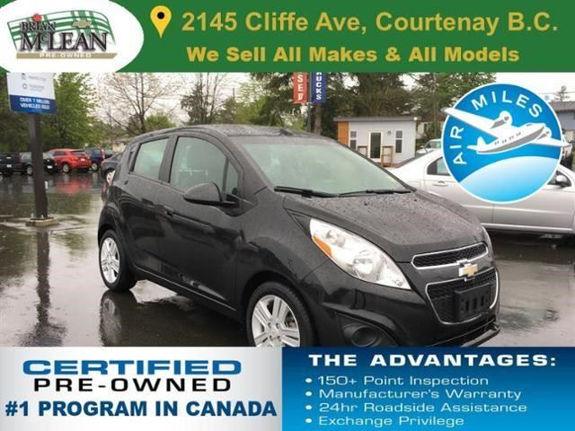 2013 Chevrolet Spark LT in Courtenay, British Columbia