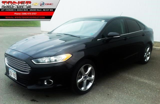 2013 Ford Fusion SE in Grand Falls-Grand-Sault, New Brunswick