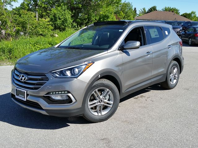 2017 hyundai santa fe se awd try it or buy it event 4000 off orillia ontario car for sale. Black Bedroom Furniture Sets. Home Design Ideas