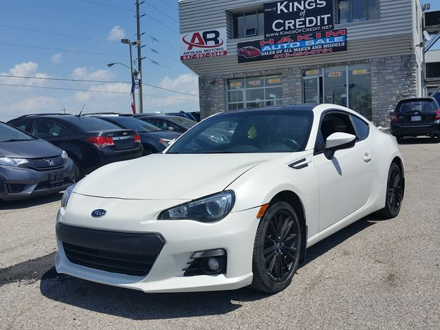 2013 SUBARU BRZ Sport-tech in Pickering, Ontario