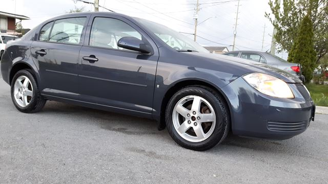 2009 Pontiac G5 SE W/1SB, AUTOMATIC, POWER GROUP , 132 KMS in Ottawa, Ontario