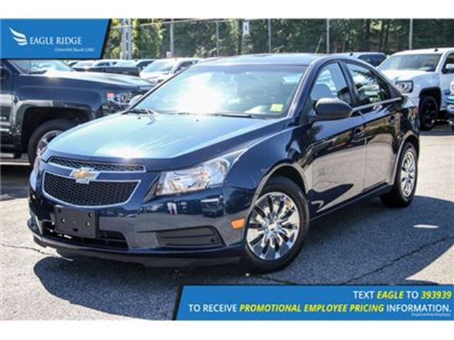 2011 Chevrolet Cruze LS in Coquitlam, British Columbia