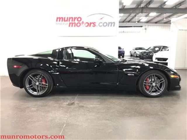 2008 Chevrolet Corvette Z06 Fixed Roof 2LZ Navigation in St George Brant, Ontario