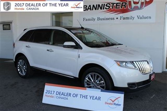 2013 Lincoln MKX Base in Vernon, British Columbia