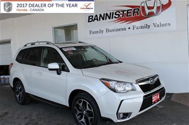 2014 Subaru Forester XT Limited in Vernon, British Columbia
