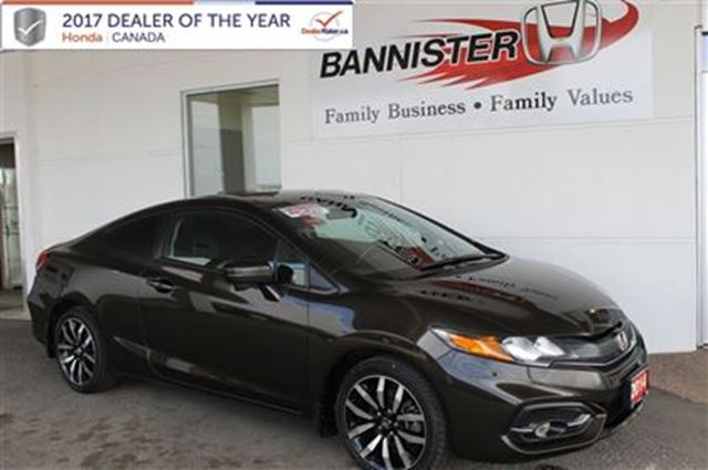 2014 Honda Civic EX-L in Vernon, British Columbia