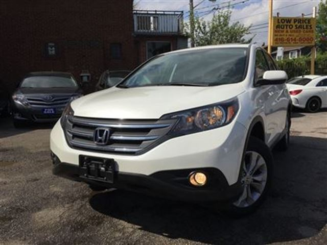 2013 HONDA CR-V EX,Sunroof,HtdSeats,Bluetooth&Camera! in Toronto, Ontario