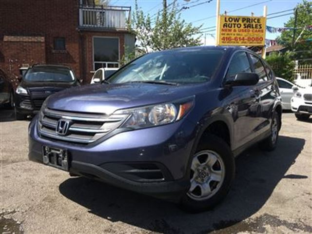 2012 HONDA CR-V LX AWD,Camera,HtdSeats,Bluetooth&EcoDrive! in Toronto, Ontario