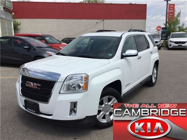 2013 GMC TERRAIN SLT LEATHER in Cambridge, Ontario