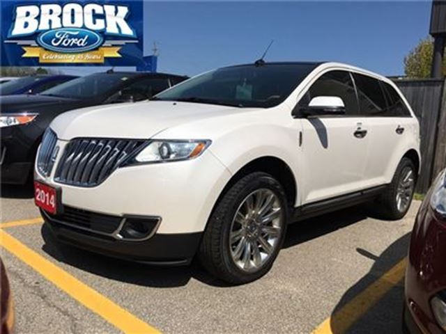 2014 LINCOLN MKX Base in Niagara Falls, Ontario