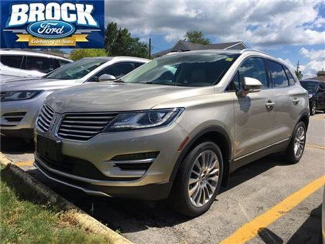2015 LINCOLN MKC Base in Niagara Falls, Ontario