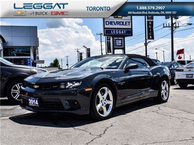 2014 Chevrolet Camaro 2SS, Drop the top, summer is around the corner! in Rexdale, Ontario