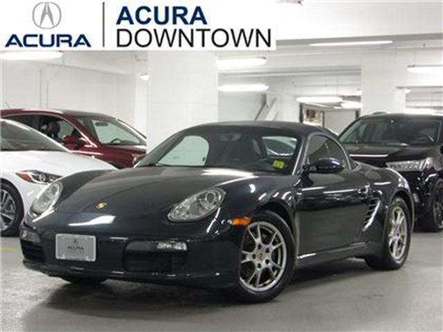 2005 PORSCHE BOXSTER Manual/No Accident/Low KMs in Toronto, Ontario