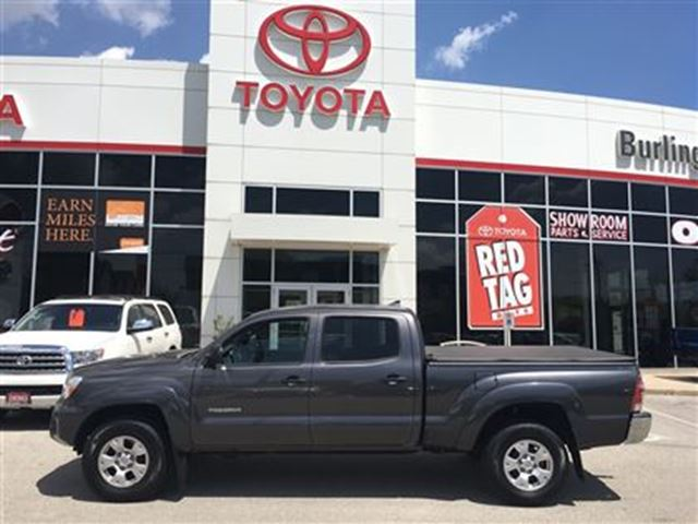 2015 Toyota Tacoma DOUBLE CAB SR5 in Burlington, Ontario