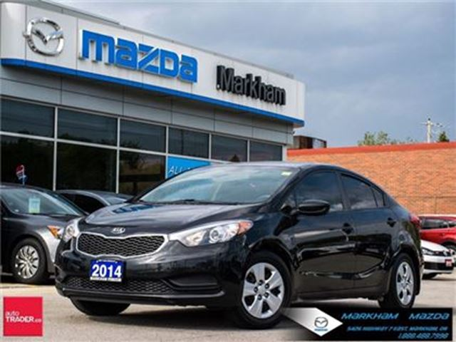 used 2014 kia forte lx at ac alloy accident free. Black Bedroom Furniture Sets. Home Design Ideas