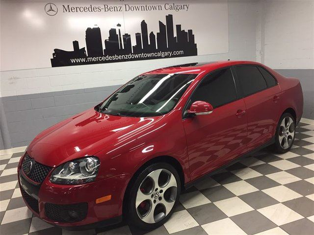 2008 VOLKSWAGEN JETTA GLI GLI 2.0L 6 Speed Luxury Leather 18 Inch+ in Calgary, Alberta