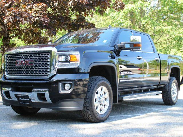 2015 GMC SIERRA 3500  Denali in Langley, British Columbia
