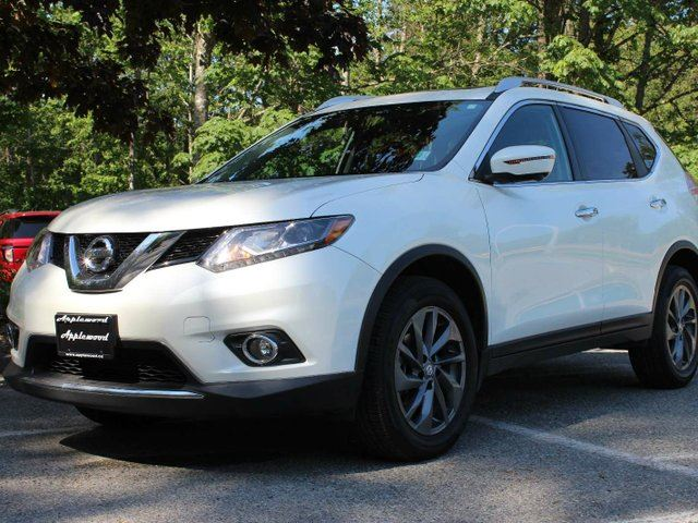 2016 NISSAN ROGUE SL Premium in Langley, British Columbia