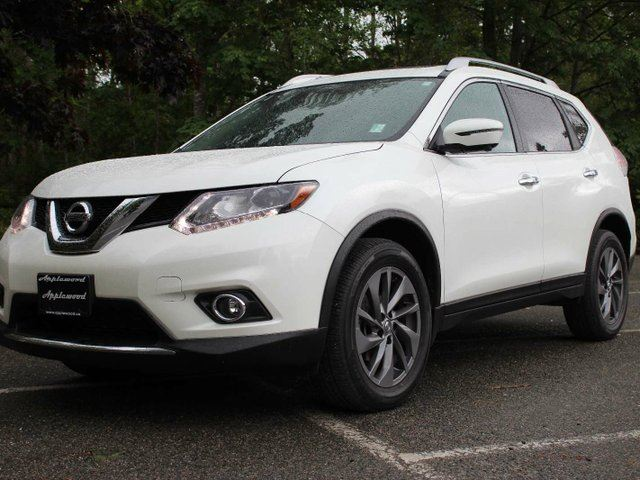2016 NISSAN ROGUE SL Premium 4dr All-wheel Drive in Langley, British Columbia